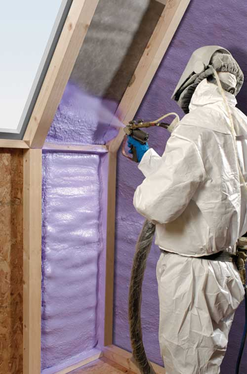 Spray Foam vs Traditional Insulation | Cayman Spray Foam